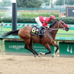 Letruska, horse, Rancho San Jorge, Fleur De Lis Stakes, sábado, 26 de junio de 2021, Churchill Downs. Foto: Coady Photography