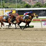 Valrazio, horse, Champlain, II Clásico Fundación de Propietarios Hípicos de Venezuela, domingo, 3 de octubre de 2021, La Rinconada. Foto: José Antonio Aray